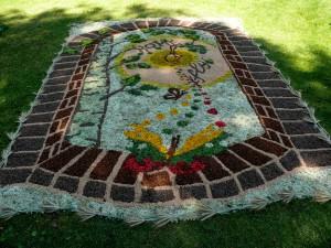Floristinis kilimas 26