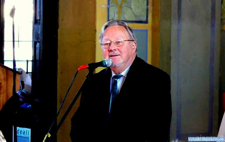 Kalba prof. Vytautas Landsbergis