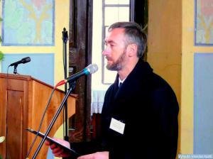 Perlojos Respublikos 90-mečio minėjimo org. k-to pirmininkas S. Luzys