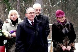 Rašytojo Jono Mikelinsko laidotuvės (7)