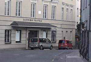 Jaunimo teatras. Slaptai.lt nuotr.