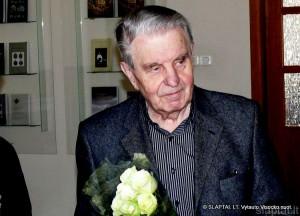 2010-ieji poetui Justinui Marcinkevičiui - jubiliejiniai