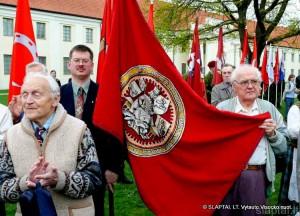 Vilniaus Vytautų klubo vėliava