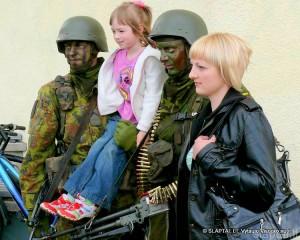 Vingio parke - Visuomenės ir kariuomenės vienybės diena