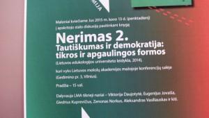 Nerimas (1)