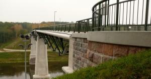 Alytaus pėsčiųjų tiltas per Nemuną