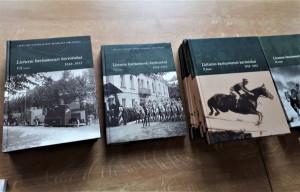 Knygos apie Lietuvos karininkus. Slaptai.lt foto