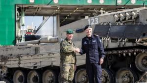 Norvegijos ginklai - Klaipėdos jūrų uoste (3)