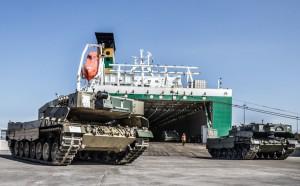 Norvegijos ginklai - Klaipėdos jūrų uoste (5)