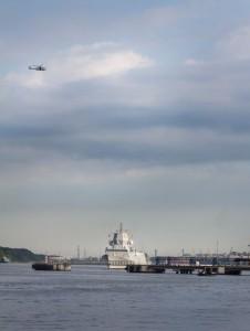 Norvegijos ginklai - Klaipėdos jūrų uoste (6)