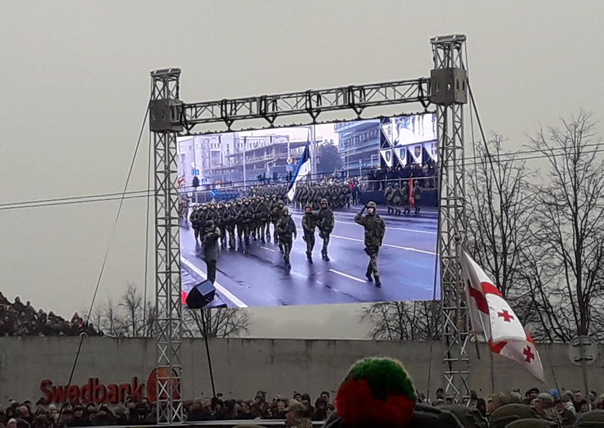 Estijos kariai. Slaptai.lt nuotr.