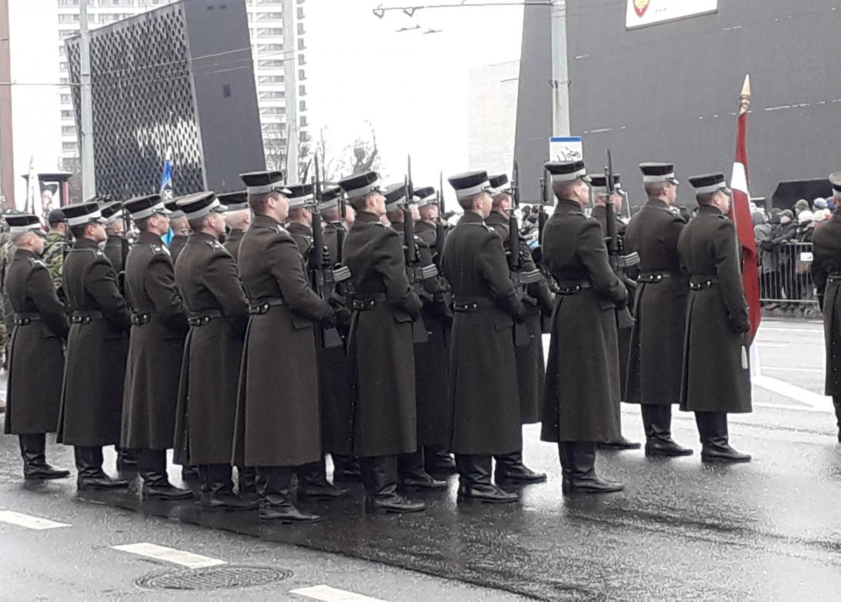 Latvijos kariai. Slaprtai.lt nuotr.