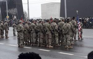 Amerikiečių kariai. Slaptai.lt nuotr.