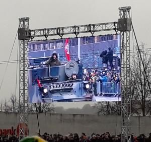 Karinis paradas Vilniuje (11). Slaptai.lt nuotr.