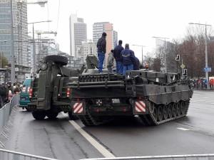 Karinis paradas Vilniuje (2). Slaptai.lt nuotr.