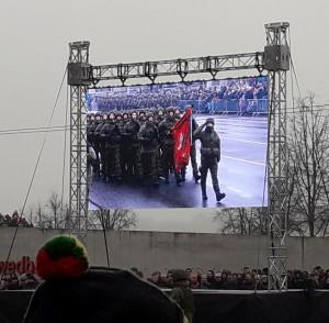 Karinis paradas Vilniuje (6). Slaptai.lt nuotr.
