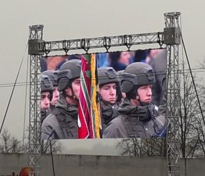 Karinis paradas Vilniuje (9). Slaptai.lt nuotr.