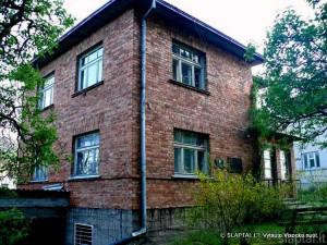 Alytus. Poeto Anzelmo Matučio namas-muziejus