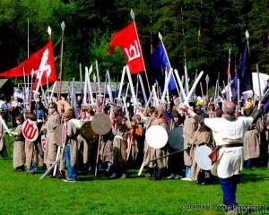 Kariuomenės ir visuomenės vienybės šventė Vilniaus Vingio parke (2)