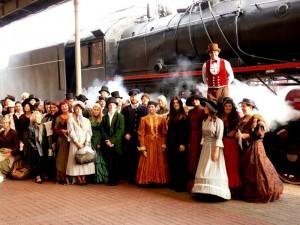 Pirmasis traukinys (2)