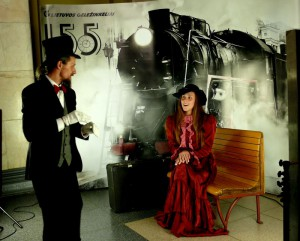 Pirmasis traukinys (3)