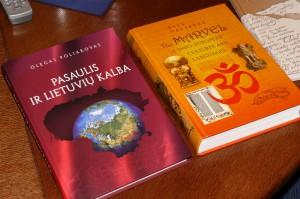 O.Poliakovo knygos