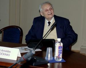 Prof. Arnoldas Piročkinas