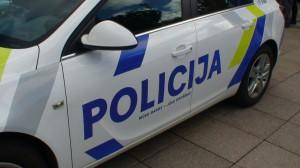 Latvijos policija. Slaptai.lt nuotr.