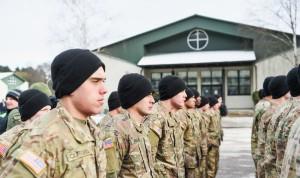 NATO priešakinės pajėgos - Lietuvoje (10)
