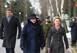 NATO priešakinės pajėgos - Lietuvoje (2)