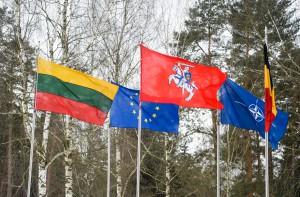 NATO priešakinės pajėgos - Lietuvoje (5)