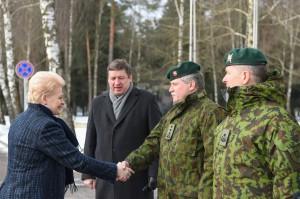 NATO priešakinės pajėgos - Lietuvoje (6)