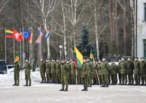 NATO priešakinės pajėgos - Lietuvoje (8)