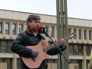 Aktorius Gediminas Storpirštis