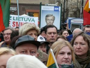 Protesto mitingas (19)