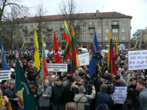 Protesto mitingas (2)