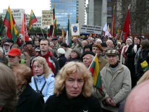 Protesto mitingas (20)