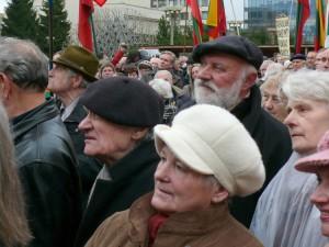 Protesto mitingas (25)