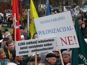 Protesto mitingas (3)