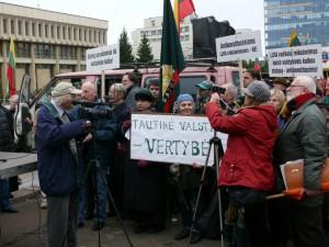 Protesto mitingas (32)
