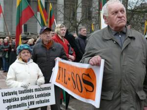 Protesto mitingas (5)