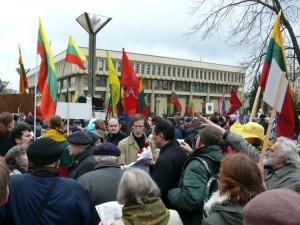 Protesto mitingas (8)