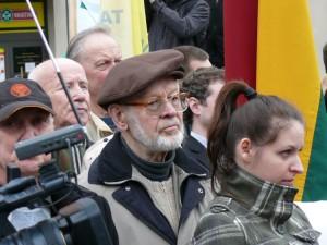 Rašytojas Vytautas Bubnys