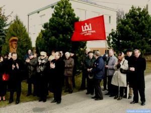 Vilniaus Vytautai atvyko su savo vėliava