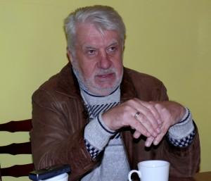 Literatūros istorikas Algimantas Bučys