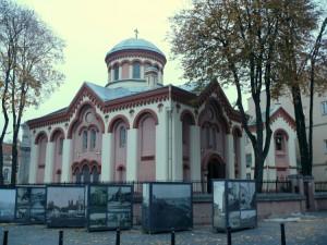 Vilniaus šv. Paraskevos cerkvė
