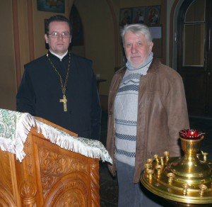 Vitalijus Mockus ir Algimantas Bučys