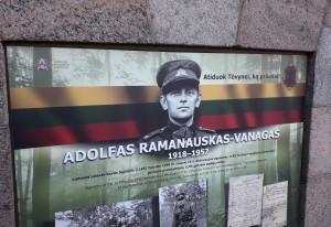 Adolfas Ramanauskas - Vanagas. Slaptai.lt nuotr.