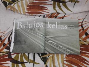 Dar viena BALTIJOS KELIO iliustracija