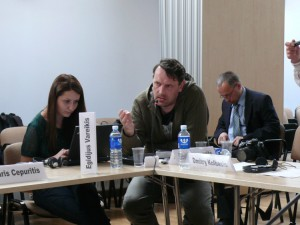 Žurnalistas Čekutis